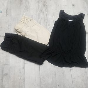 Maternity pieces size 6/small lot of 3